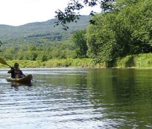 Missiquoi River | Luce Beaulieu [flickrcc]