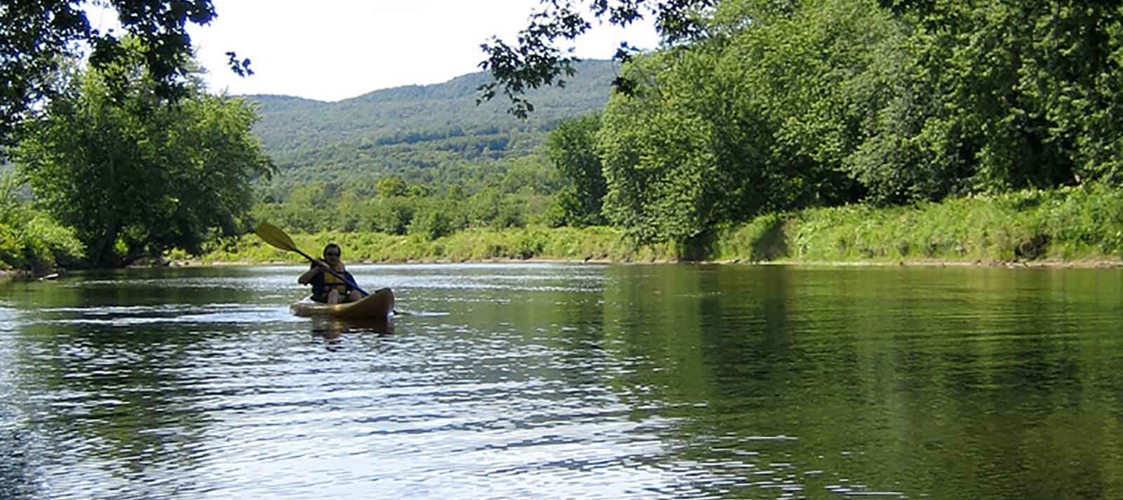 First Wild and Scenic Rivers in Vermont   American Rivers