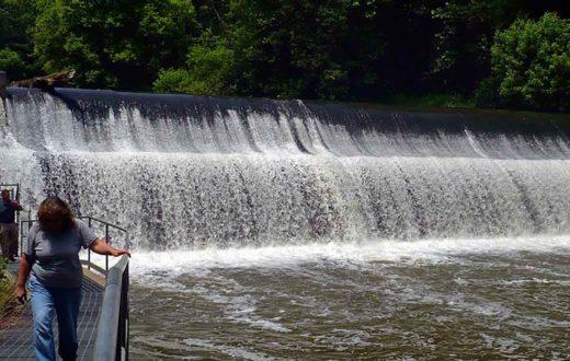 Bloede Dam | USFWS