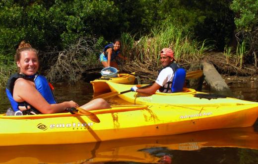 Waccamaw River cleanup | Chris Ochsenbein