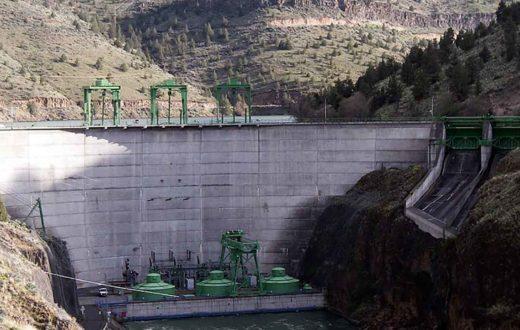 Pelton Dam – Deschutes River, OR | Thomas O'Keefe