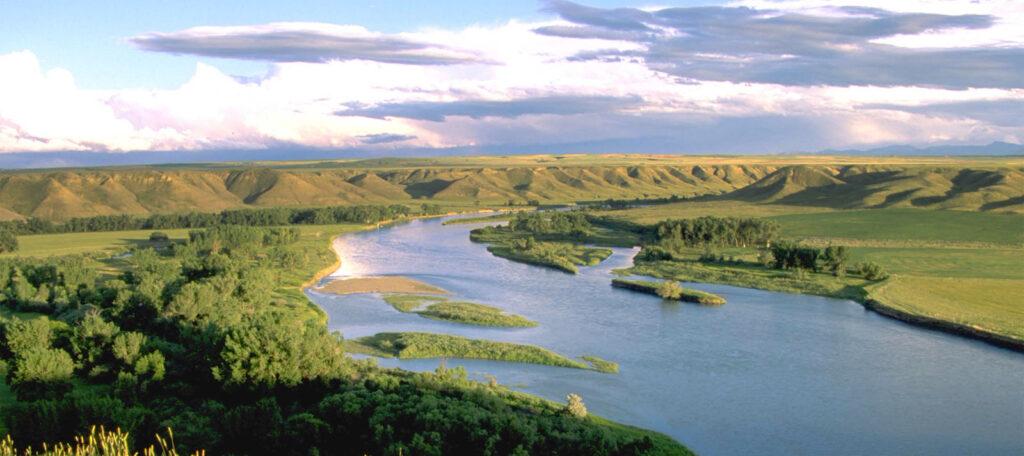 Missouri River, MT