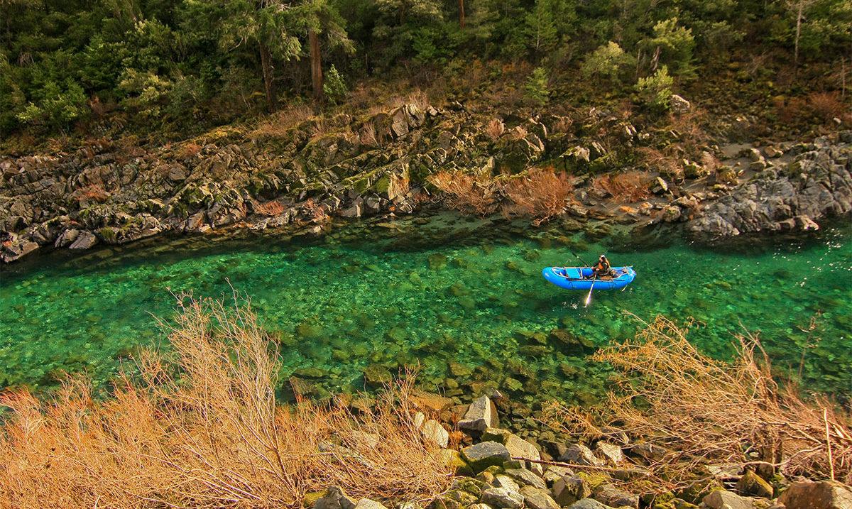 Ken Morrish, Fly Water Travel
