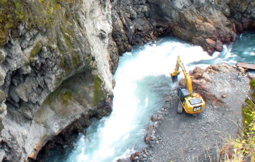 Glines Canyon Dam removal   NPS