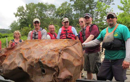 Winooski River Cleanup | GMCR