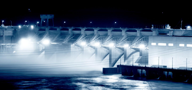 Ice Harbor Dam on the Snake River | Photo by Scott Buttner