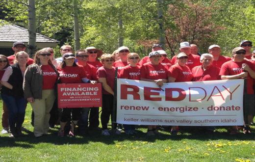 Red Day in Ketchum, Idaho | City of Ketchum