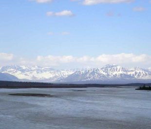 Susitna River from Denali Highway | Wikipedia Commons