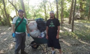 Maumee River Cleanup| Greg Morrical