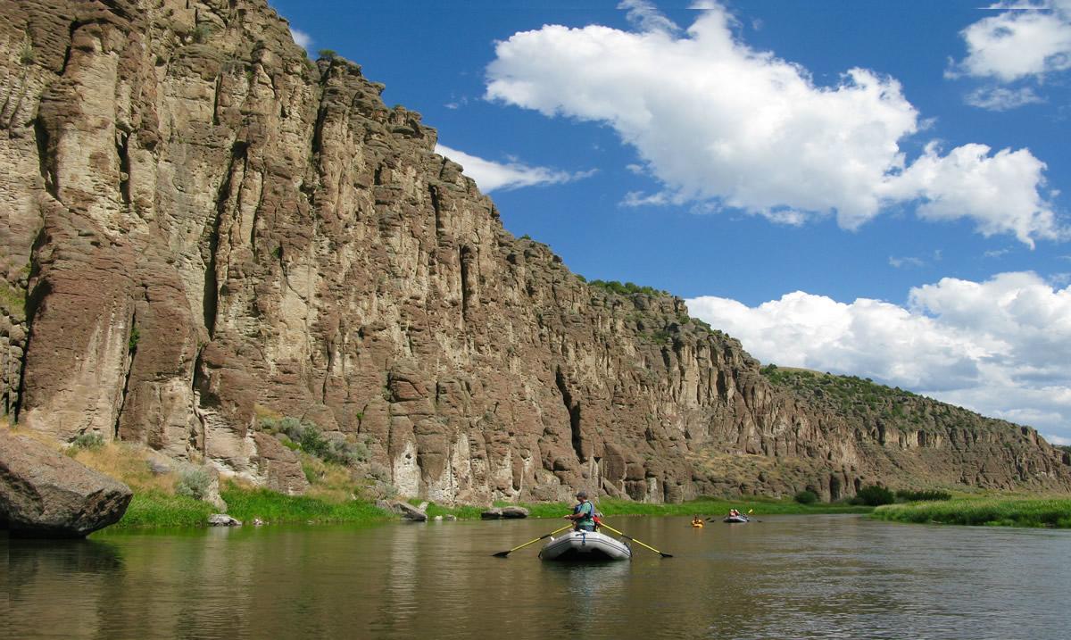 Teton River | Scott Bosse