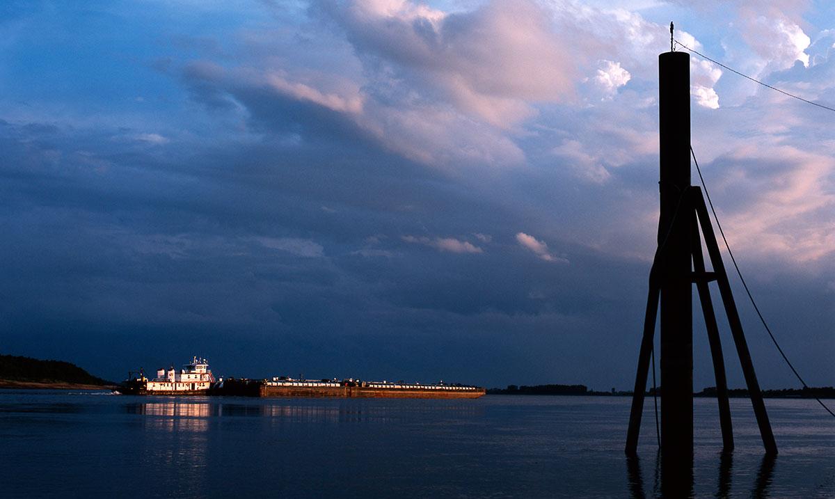 Mississippi River | Lew Wilson