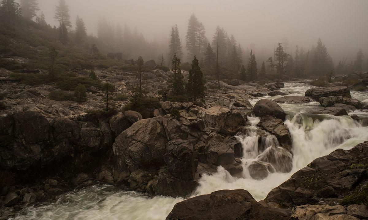 South Yuba River, CA | Daniel Nylen