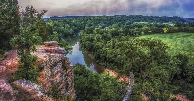 Harpeth River   Tom Frundle