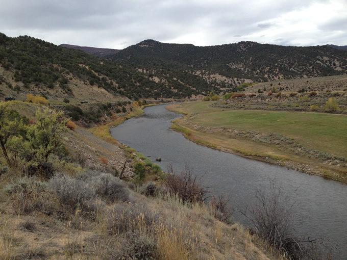 Dewey Park in Eagle County, Colorado.   Eagle County Open Space