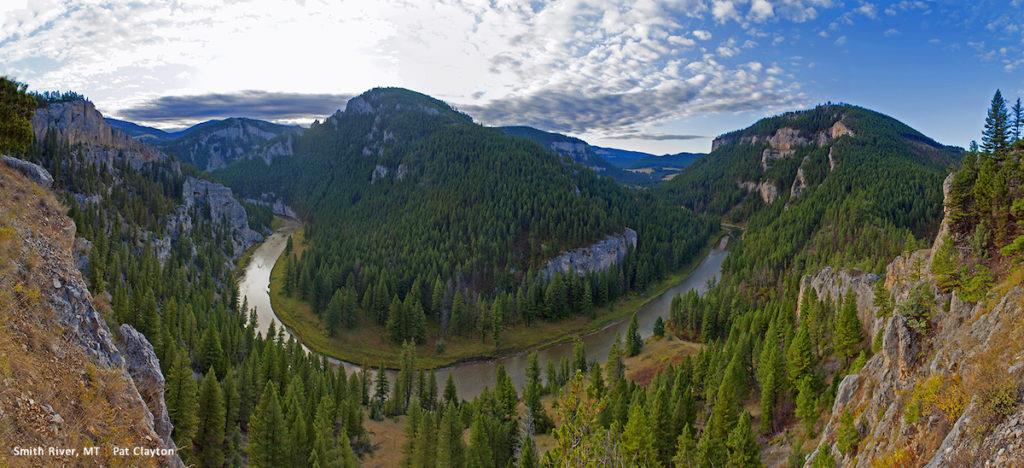 Smith River, MT | Photo by Pat Clayton
