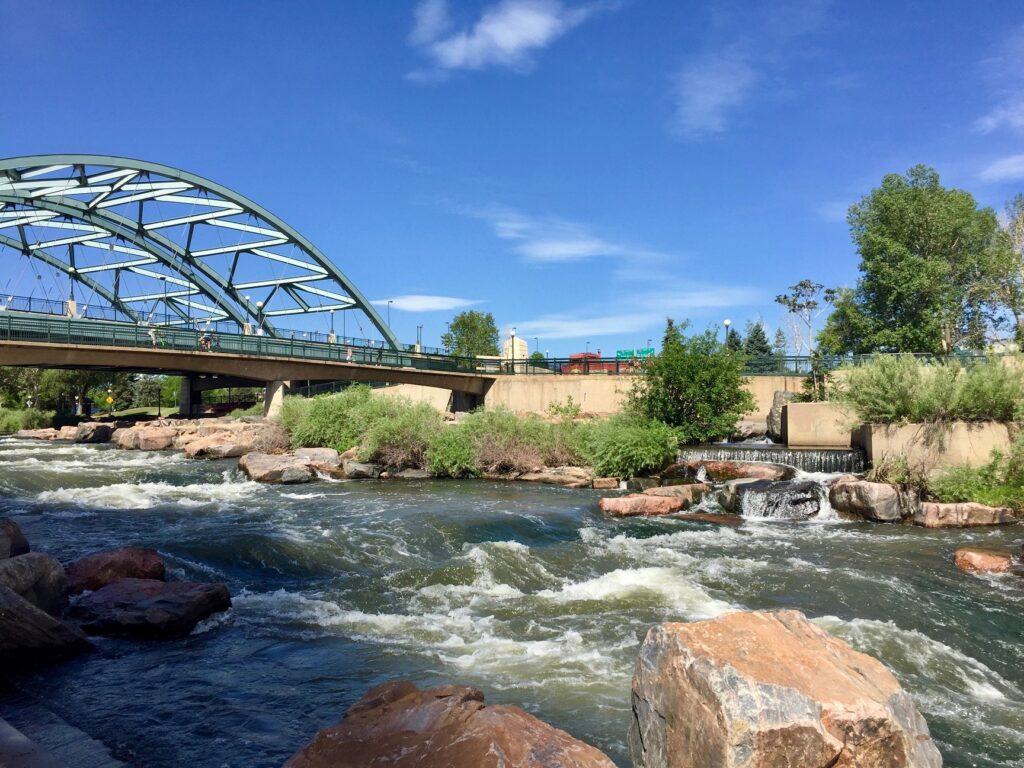Denver, CO, Colorado River | Photo: Brent de Vries