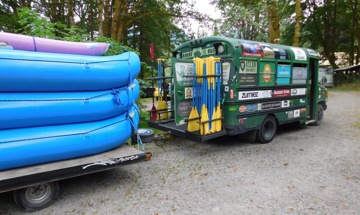 Thank you Wild & Scenic River Tours for helping us coordinate a fun-filled day on the Nooksack River and for supporting the Nooksack Wild and Scenic.