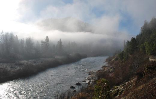 Klamath River, CA.   Matt Baun/USFWS
