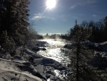 South Kawishiwi River, a tributary to the Boundary Waters. | Joel Zylka