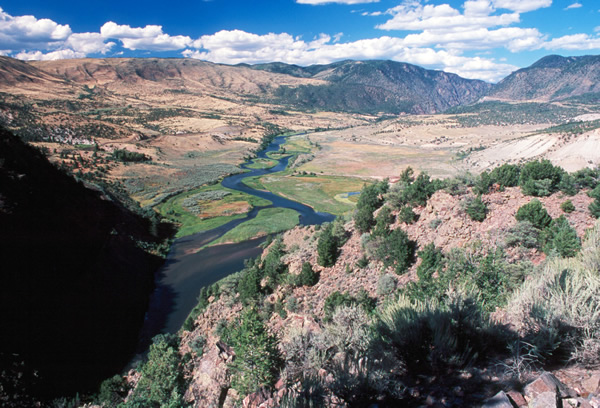 Colorado River, Colorado. | Ken Neubecker