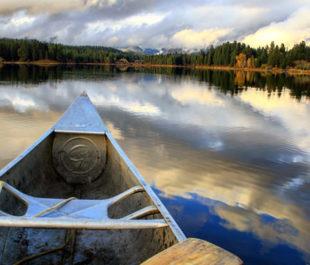 Upsata Lake, Blackfoot River Valley, MT. | Joe Zimbric