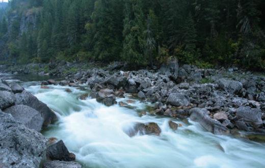 Lochsa River | Kevin Lewis