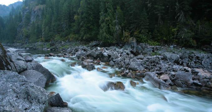 Lochsa River   Kevin Lewis