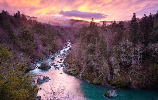 Hunter Creek   Ken Morrish