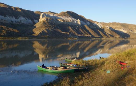 The Wild and Scenic Missouri River in Montana.   Scott Bosse
