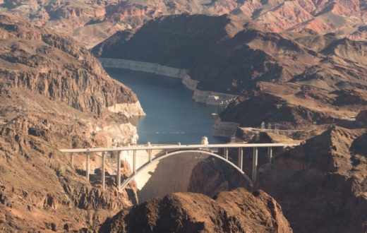 Lake Mead Bridge. | Sinjin Eberle