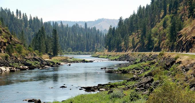 Lochsa River   Keith Ewing