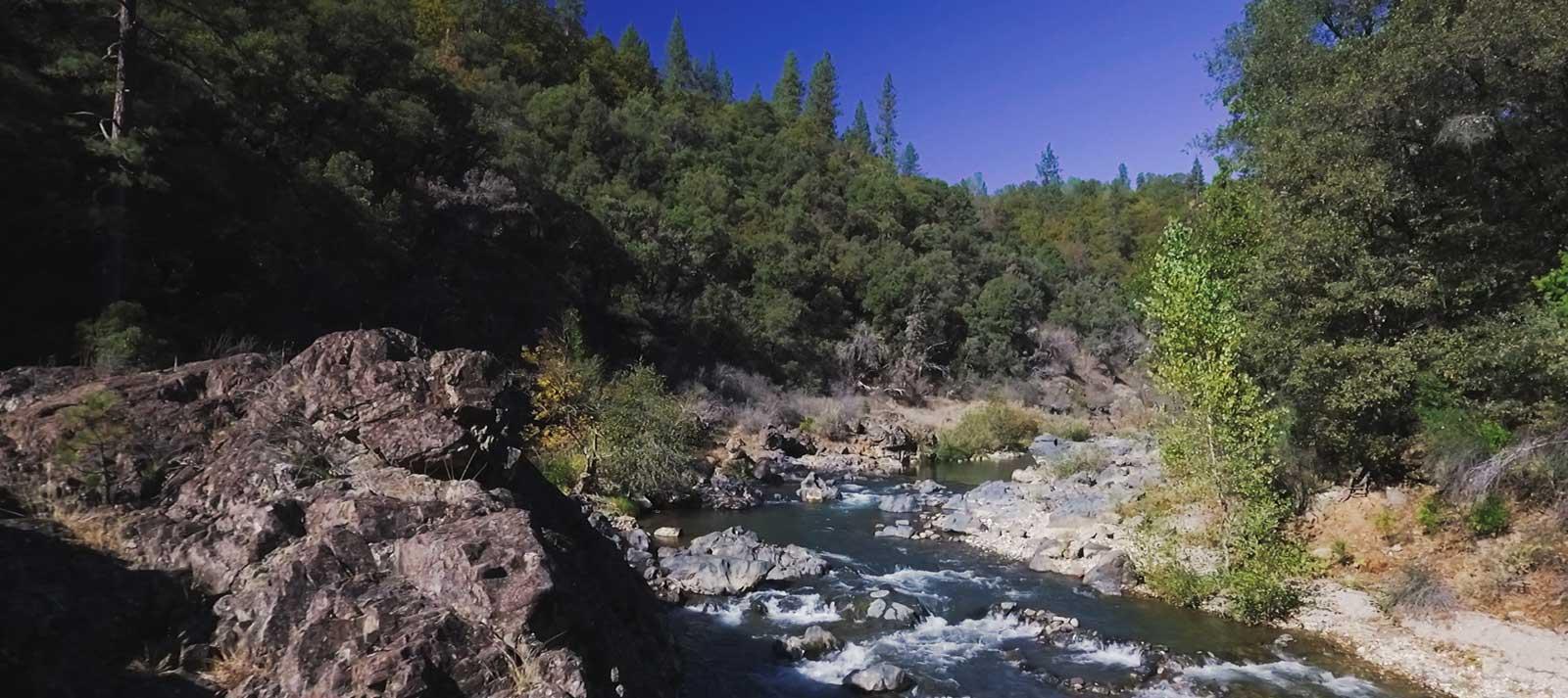 Bear River [CA]  American Rivers