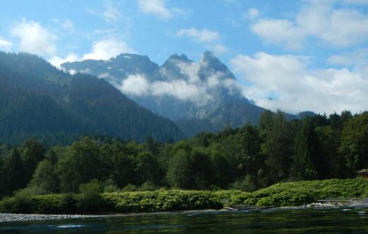 SF Skykomish River | Thomas O'Keefe