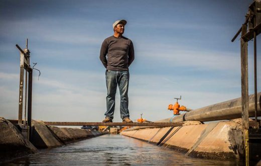 Irrigation Canal | Amy Martin