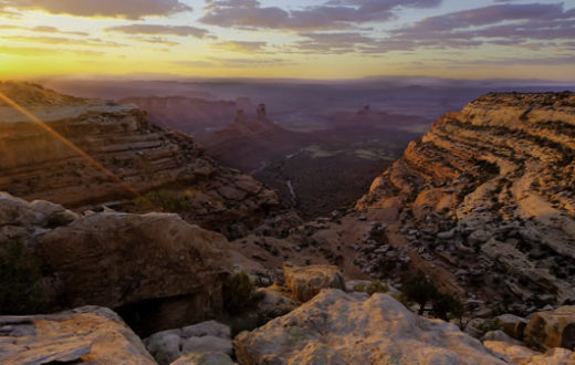 Cedar Mesa Valley of the Gods in Bears Ears National Monument. | Bob Wick/BLM