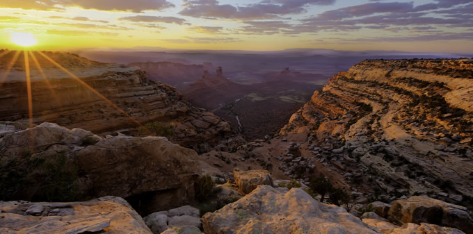 Cedar Mesa Valley of the Gods in Bears Ears National Monument.   Bob Wick/BLM