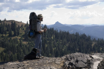 Located at the crossroads of the Cascade, Klamath, and Siskiyou mountain ranges, scientists have long recognized the outstanding ecological values of the Cascade-Siskiyou National Monument. | Bob Wick, BLM