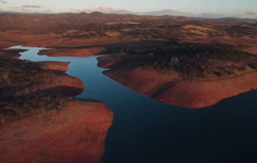 Camp Far West Reservoir   Photo: Voice of the Bear River