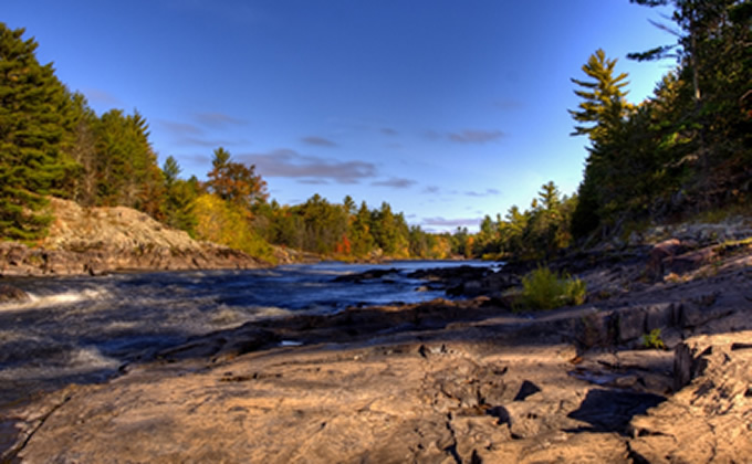 Menominee River | Photo: Tom Young