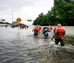 The devastation from Hurricane Harvey will be far-reaching. Our thoughts are with all of the victims of this disaster.