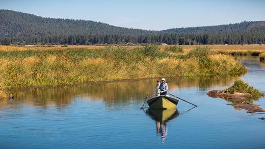 Wood River Wetland, Oregon. | Photo: Greg Shine, BLM