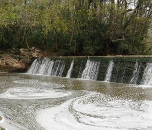 Lassiter Dam, NC   Photo: Peter Raabe