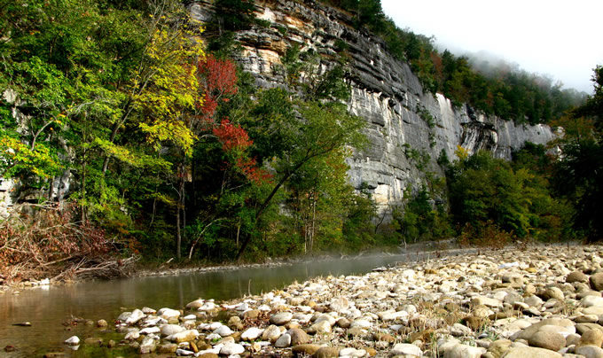 Buffalo National River | Photo: Oakley Originals (Flickr)
