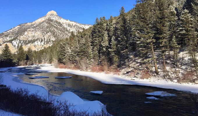 Gallatin River | Scott Bosse