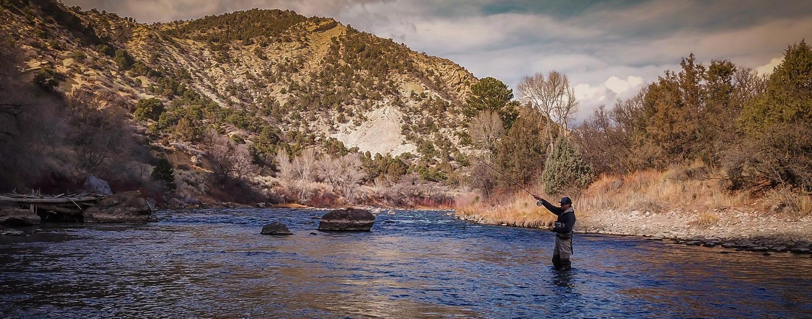 Animas River fishing | Sinjin Eberle