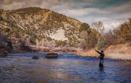 Animas River fishing   Sinjin Eberle