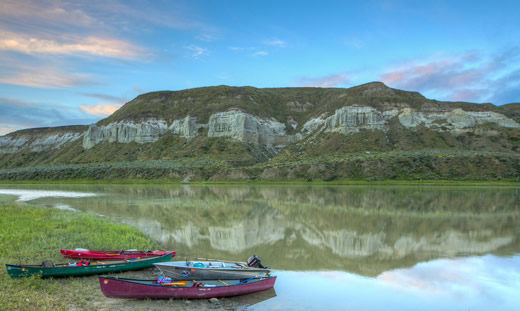 Upper Missouri Wild and Scenic River, Montana   Bob Wick, BLM