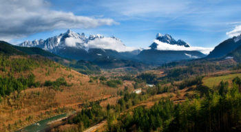 The Skykomish Valley.   Photo: Garvin Carrell