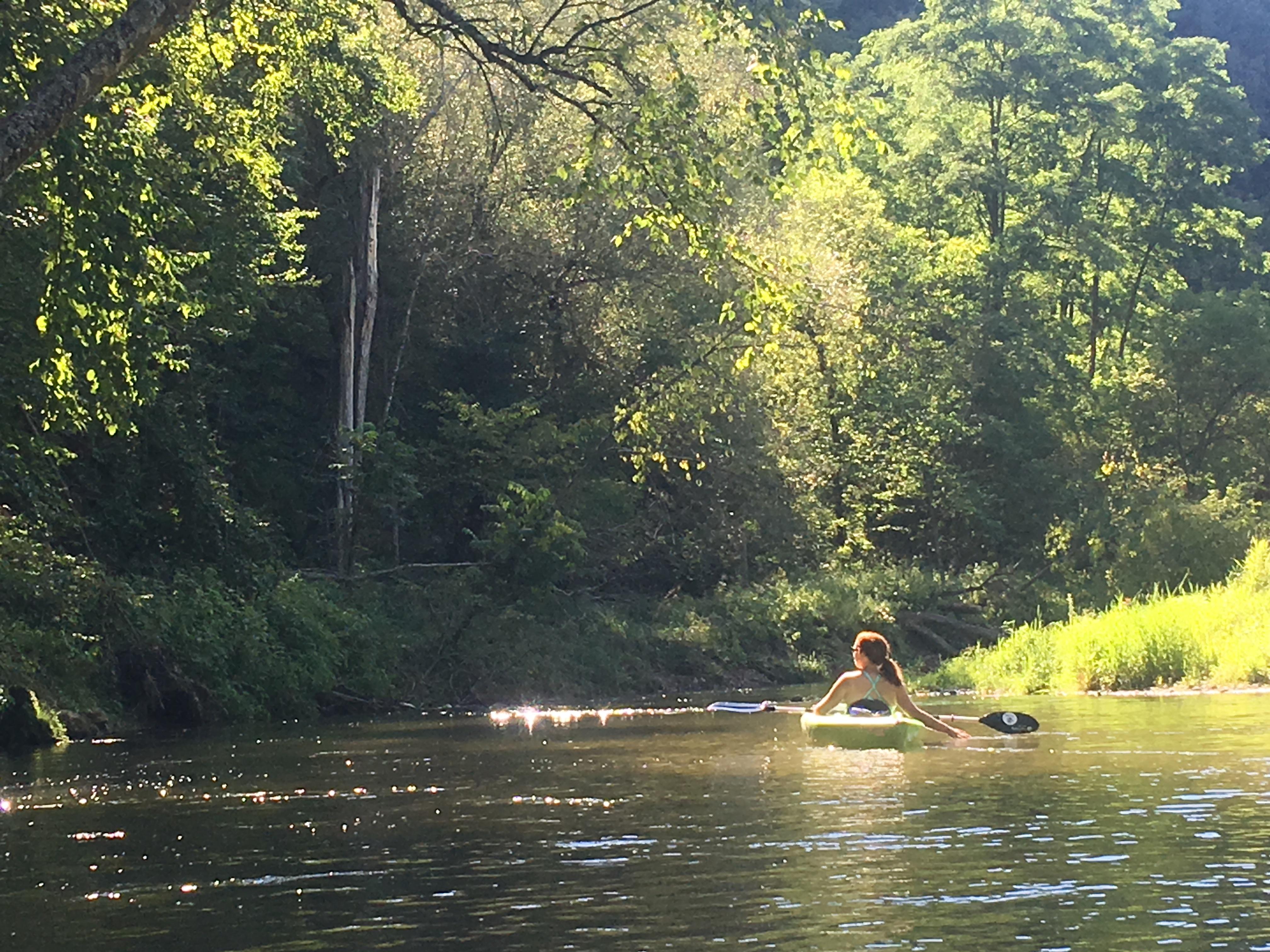 Kinnickinnic River Wi American Rivers