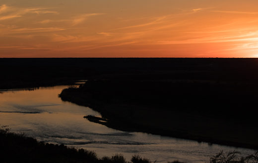 Lower Rio Grande | The River and the Wall